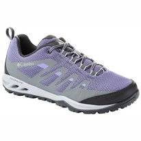 Trail Running Shoes Columbia Women Vapor Vent TI Grey Steel